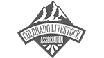 Colorado Livestock Association-Logo